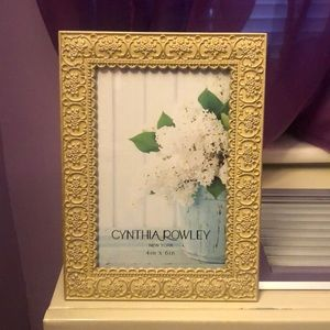 Cynthia Rowley 4in x 6in Picture Frame